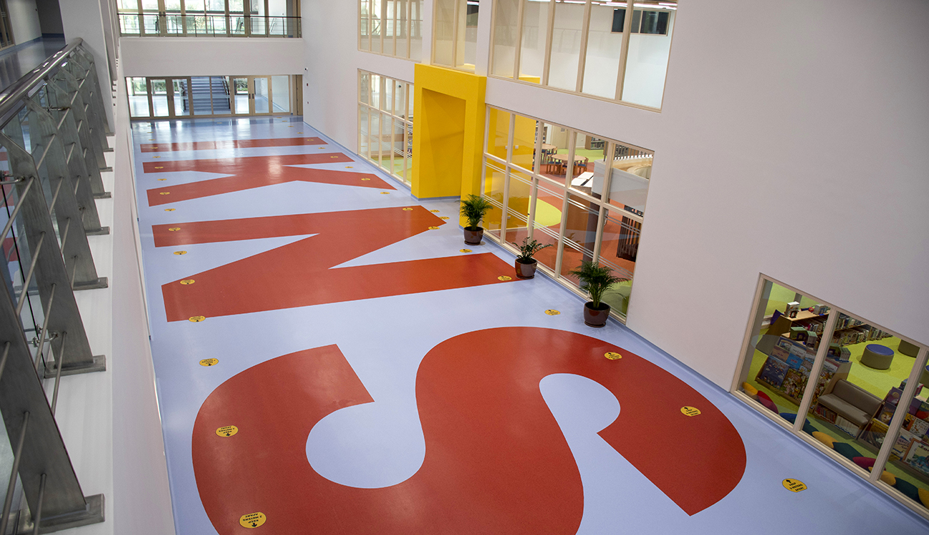 Ibn Khuldoon National School (IKNS) expansion completion